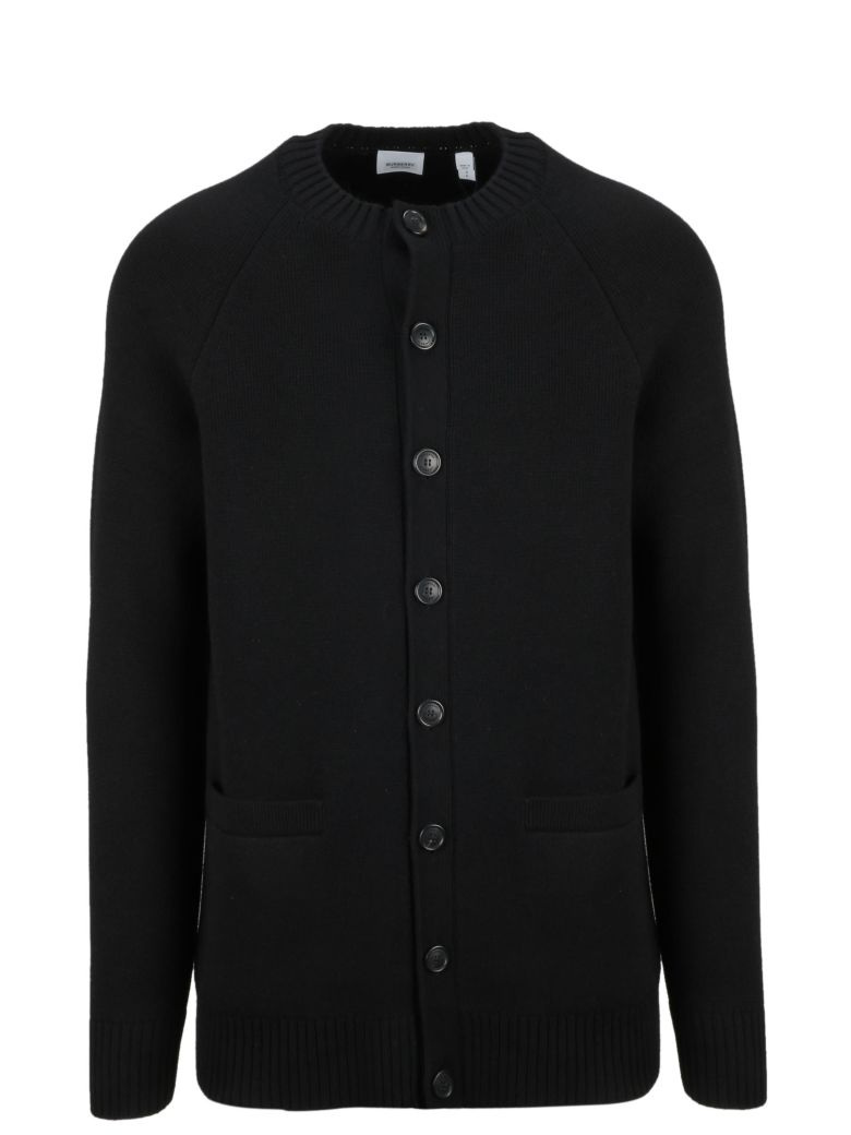 Burberry Long Buttoned Cardigan - Basic