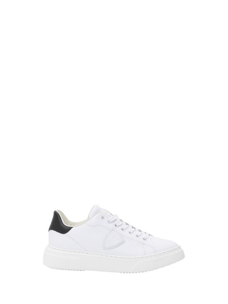 Philippe Model Temple Sneakers - White