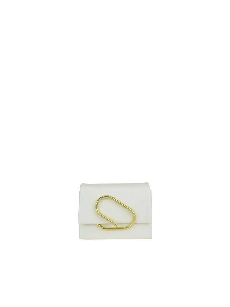 3.1 Phillip Lim Alix Micro Crossbody Bag - Natural white