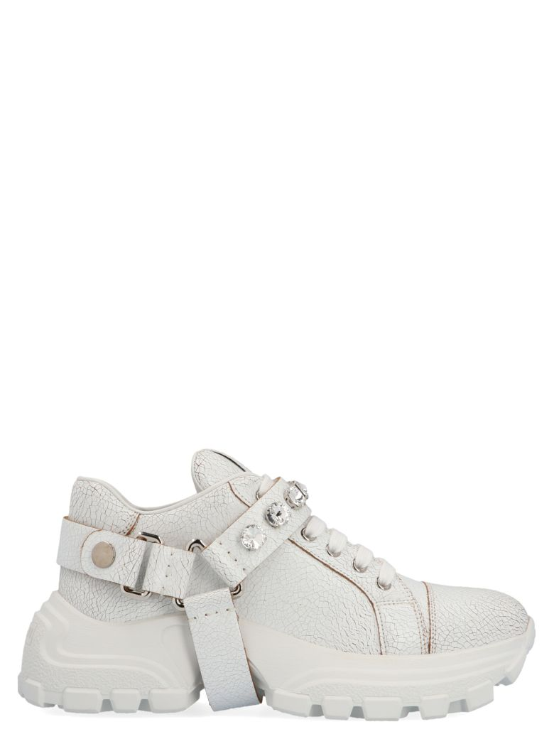 Miu Miu 'lifestyle' Shoes - White
