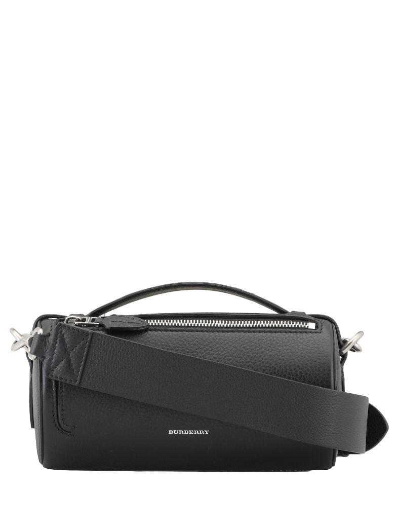 Burberry Barrel Bag - BLACK