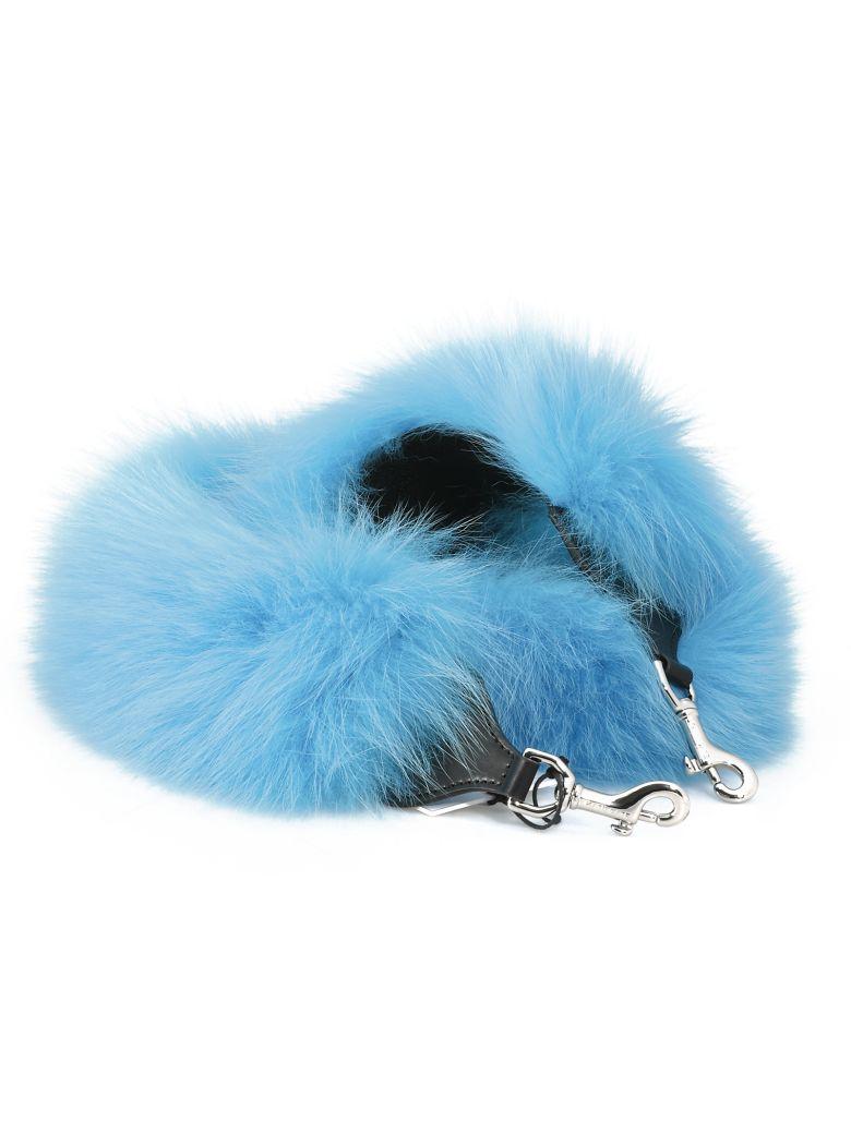 Kate Cate Foxy Lady Shoulder Strap - BLUE