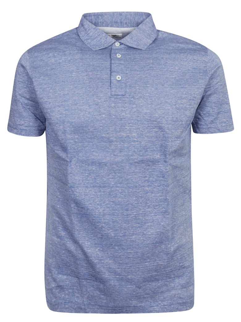 Luigi Borrelli Classic Buttoned Polo Shirt - Basic