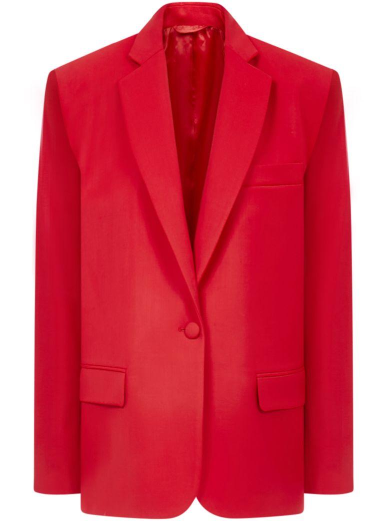 The Attico Blazer - Red