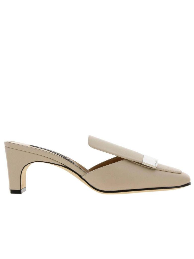 Sergio Rossi High Heel Shoes Shoes Women Sergio Rossi - yellow cream