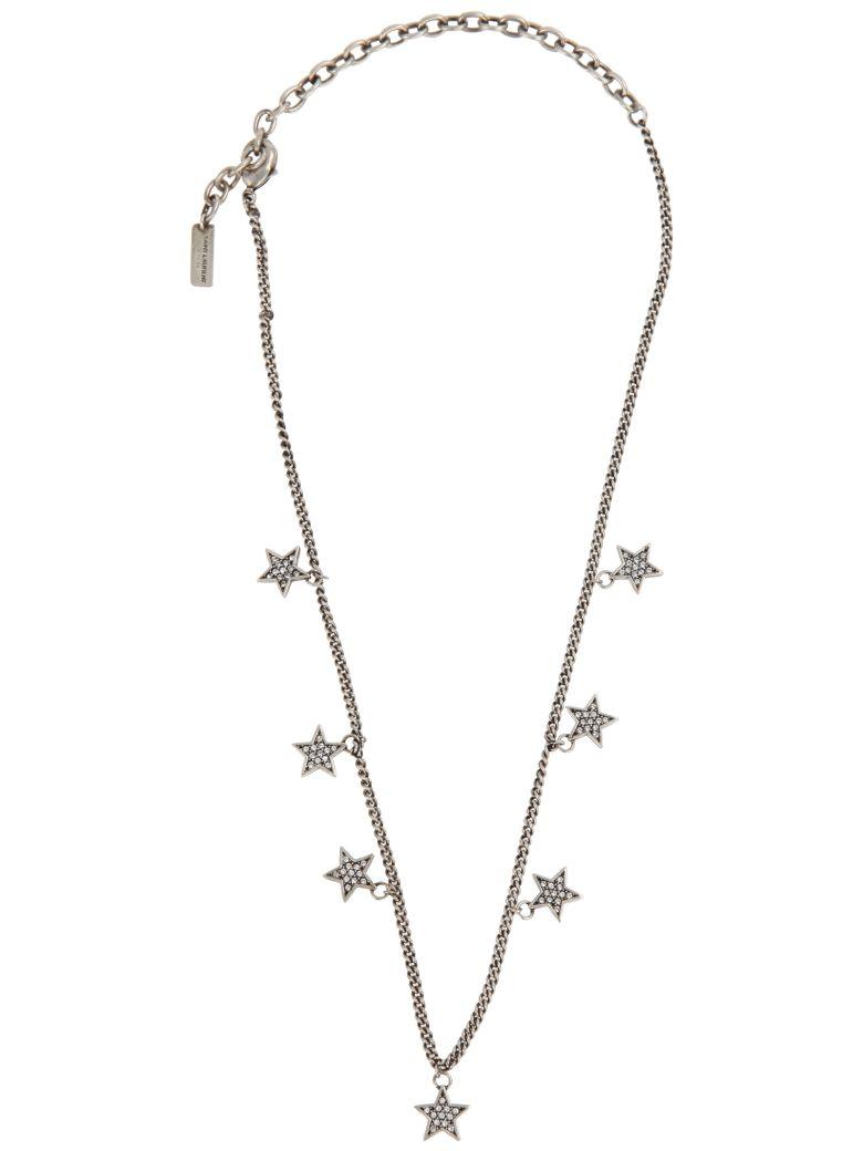 Saint Laurent Necklace - Silver