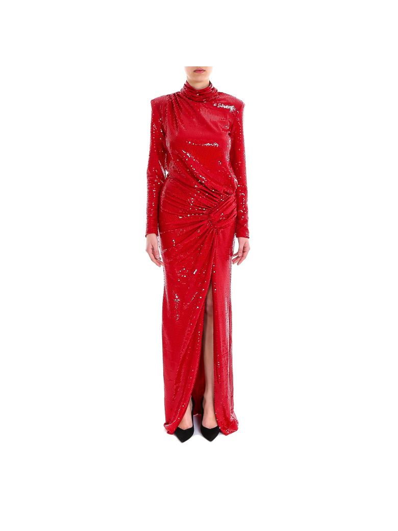 In The Mood For Love Josefina  Dress - Red
