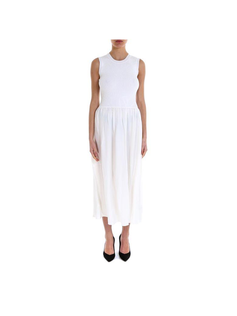 Theory Dress - White