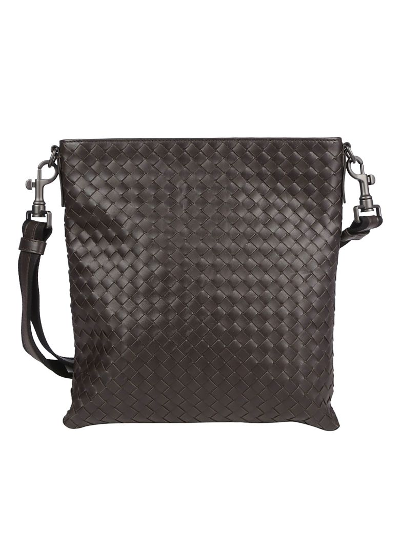 Bottega Veneta Shoulder Bag - Espresso/nero