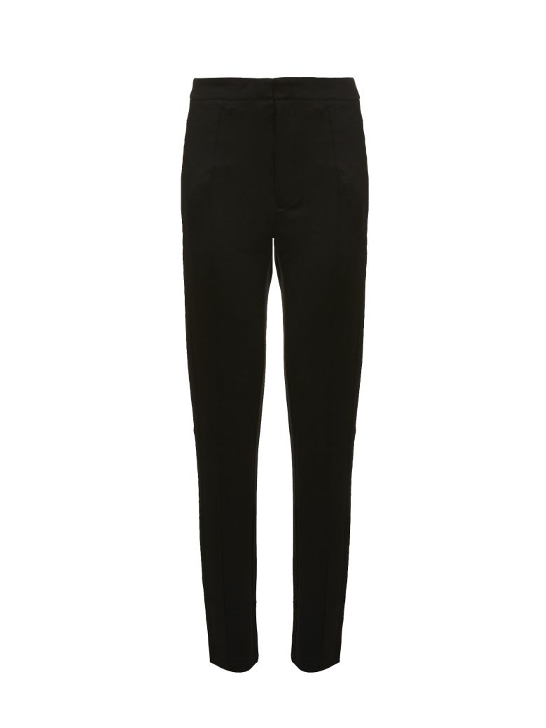 Y-3 Side Stripe Trousers - Nero bianco