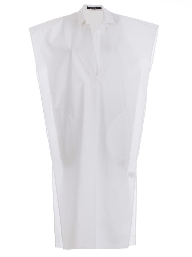 Sofie d'Hoore Sleeveless Dress - White
