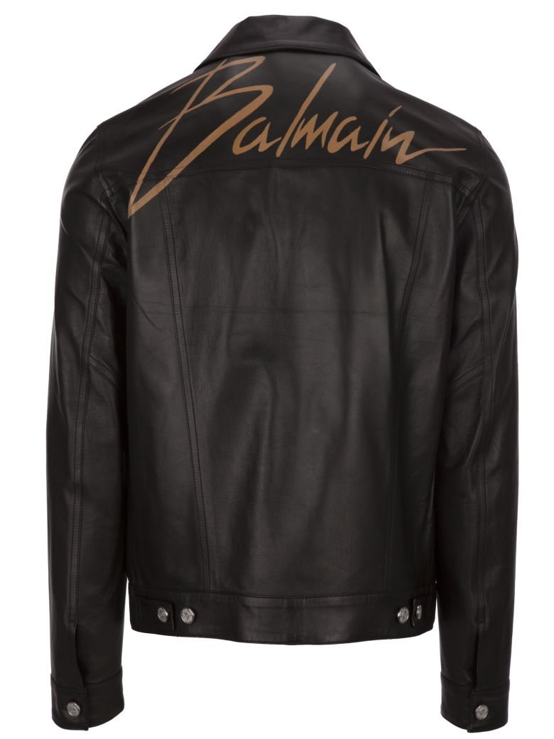 Balmain Paris Jacket - Black