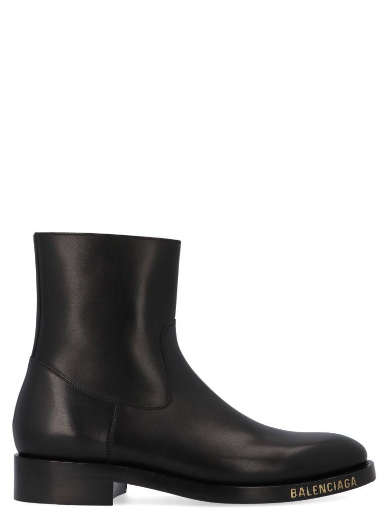 Balenciaga Shoes - Black