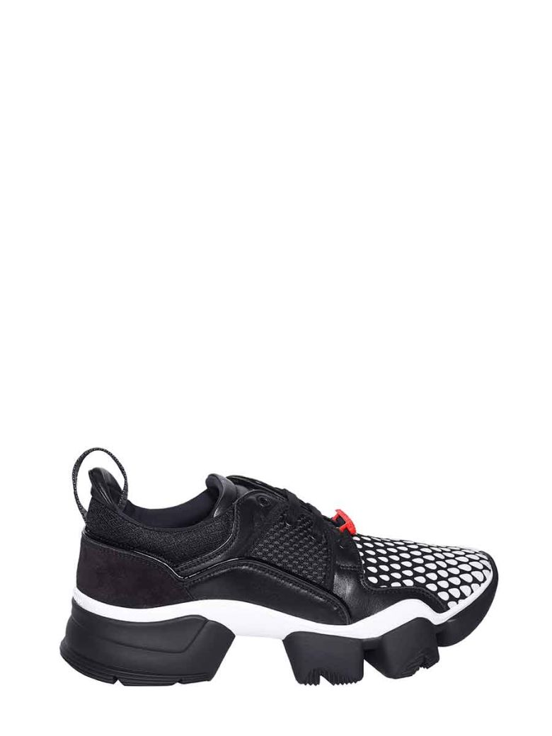 Givenchy Low Jaw Sneakers - White/black
