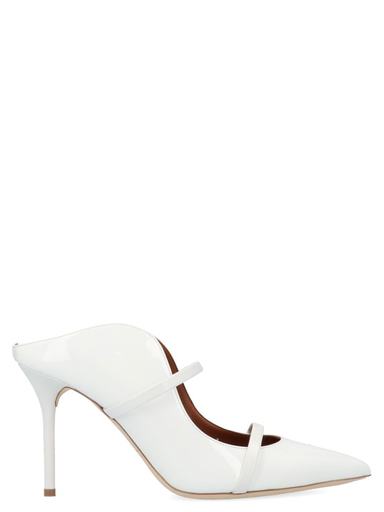 Malone Souliers 'maureen Luwolt' Shoes - White