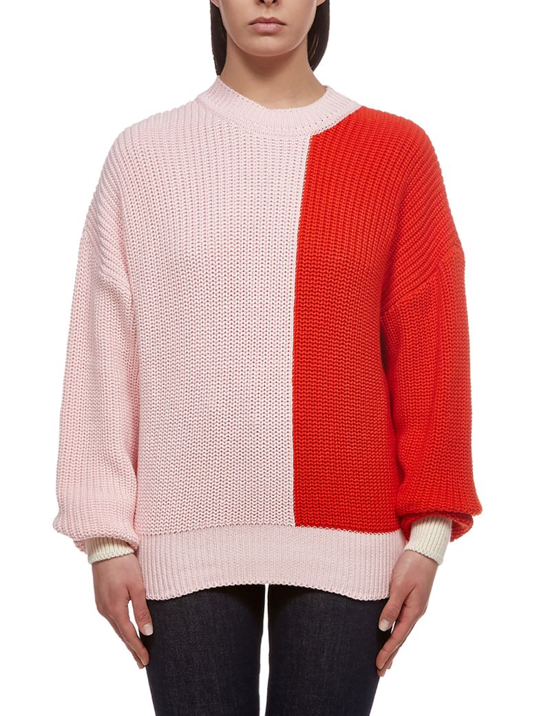 Valentine Witmeur Lab Oversized Knitted Sweater - Basic