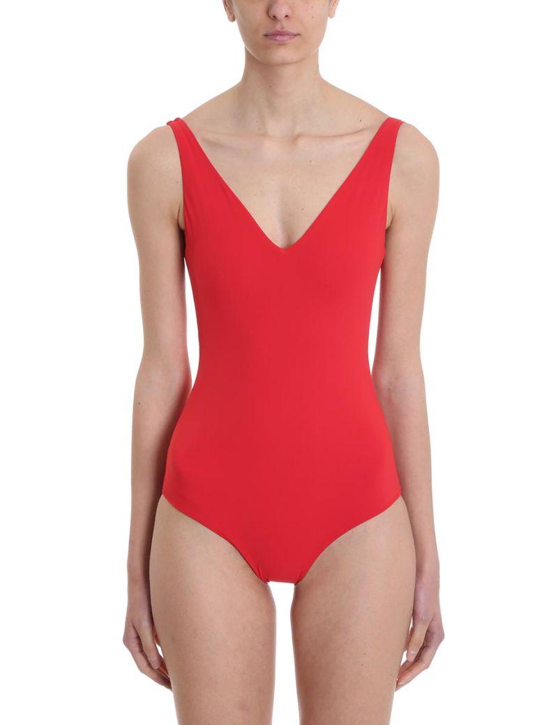 Acne Studios Ekkimi Swim Beachwear - red
