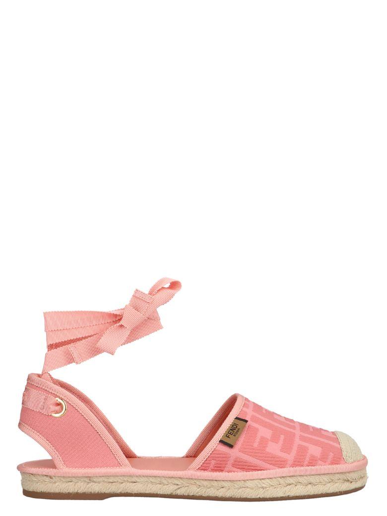 Fendi 'fendi Roam' Shoes - Pink