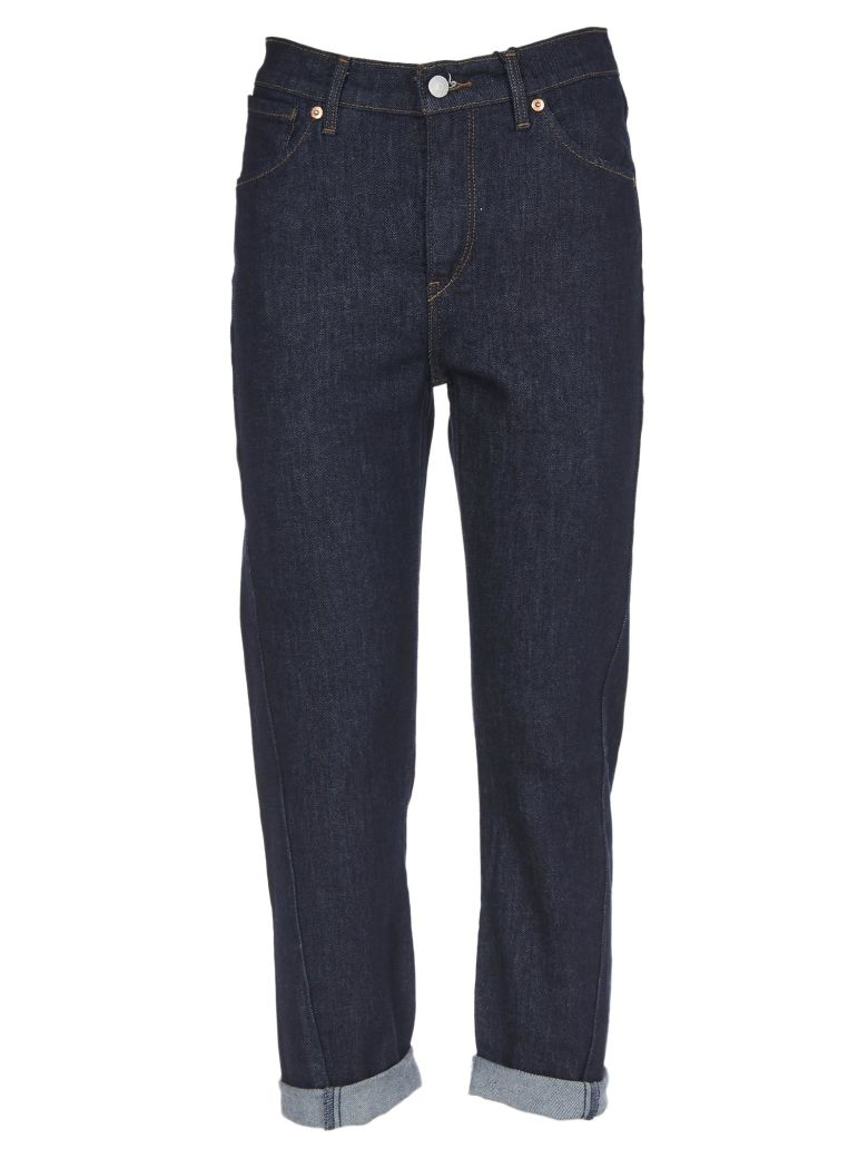Levi's Slouch Tapered Jeans - Blu