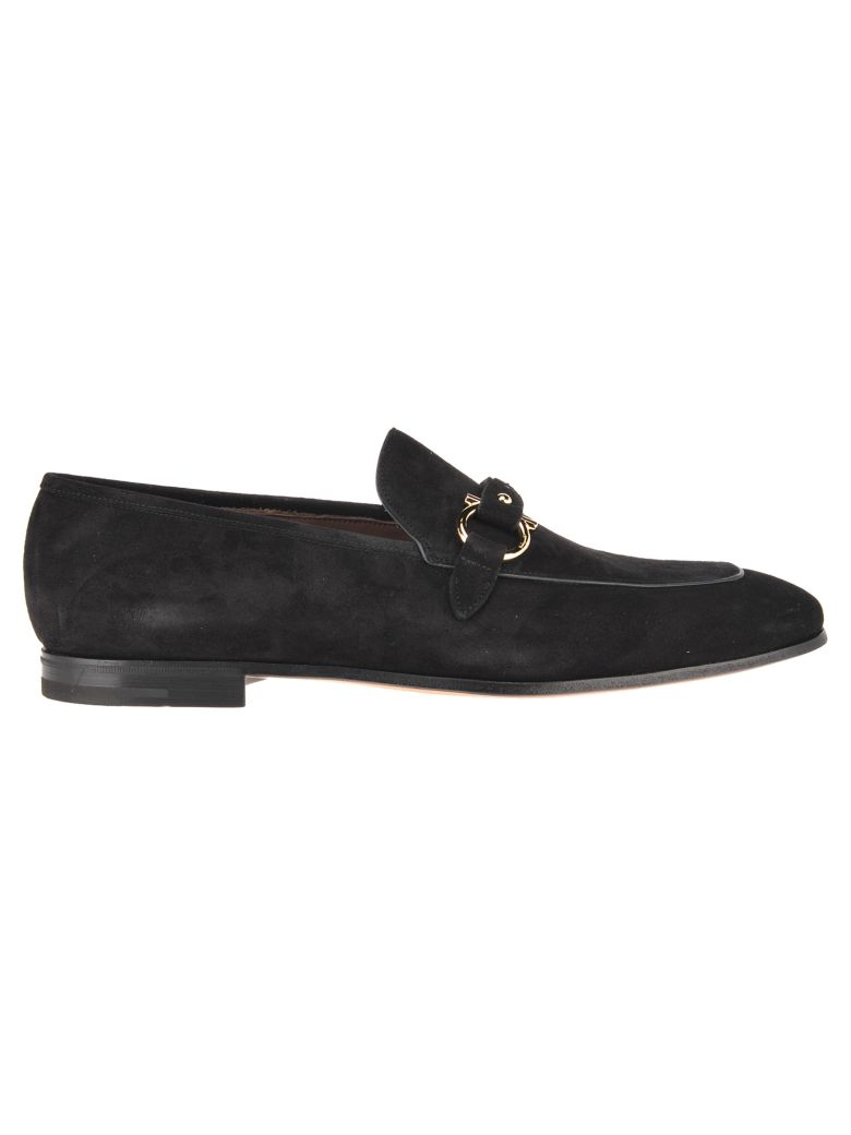 Salvatore Ferragamo Salvatore Ferragamo Alessio Loafers - BLACK