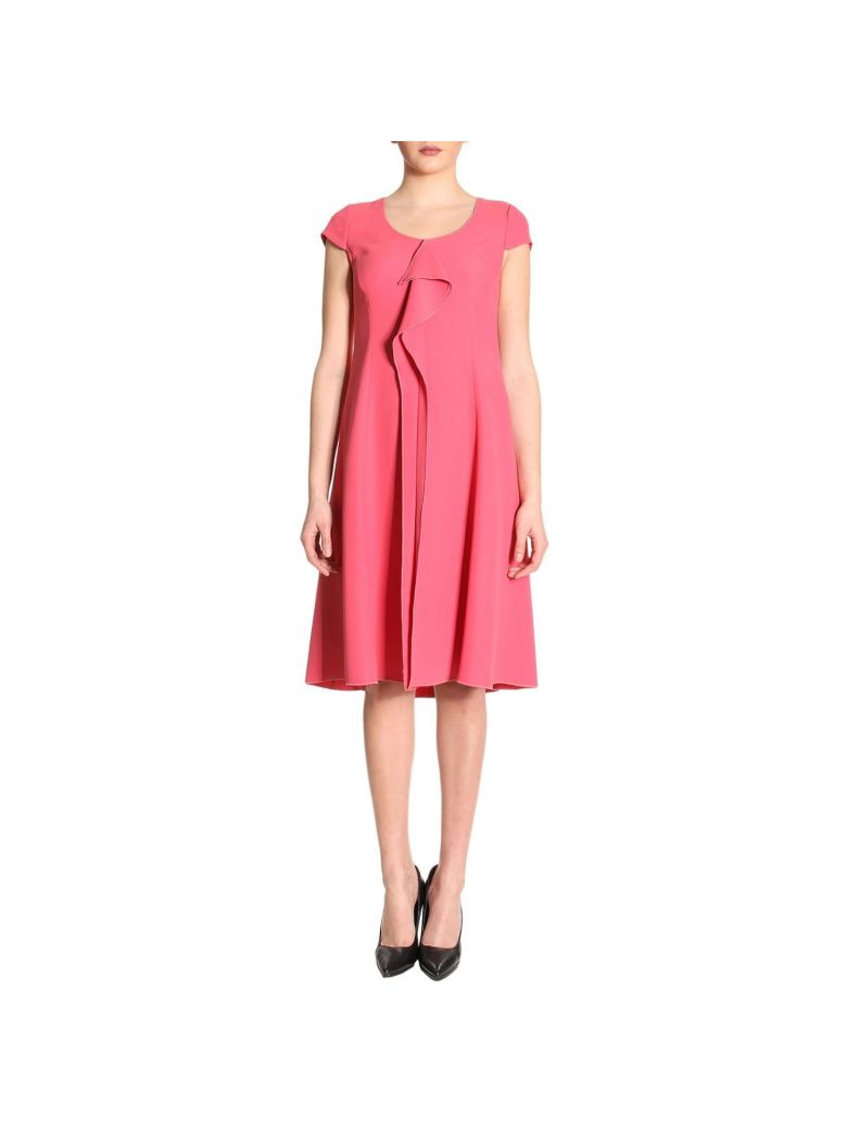 Emporio Armani Dress Dress Women Emporio Armani - Red