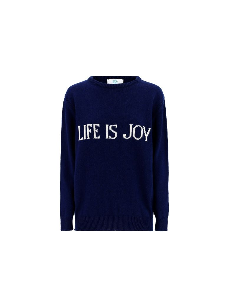 Alberta Ferretti Sweater - Blue
