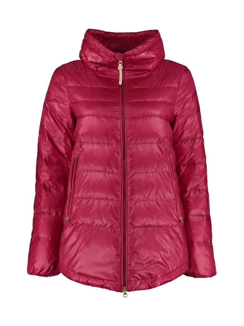 Woolrich Ultra-light Down Jacket - Fuchsia