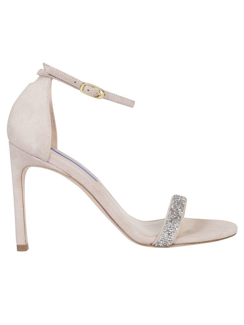 Stuart Weitzman Glitter Sandals - Basic