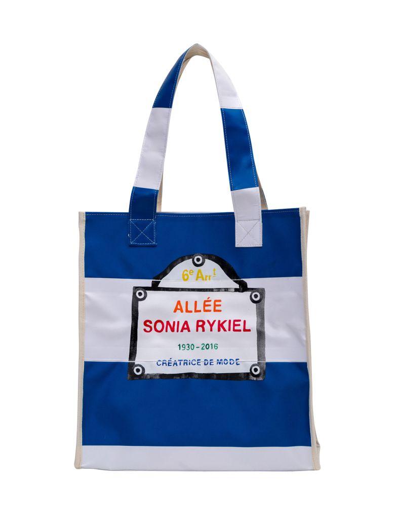Sonia Rykiel Allée Shopper - Bianco