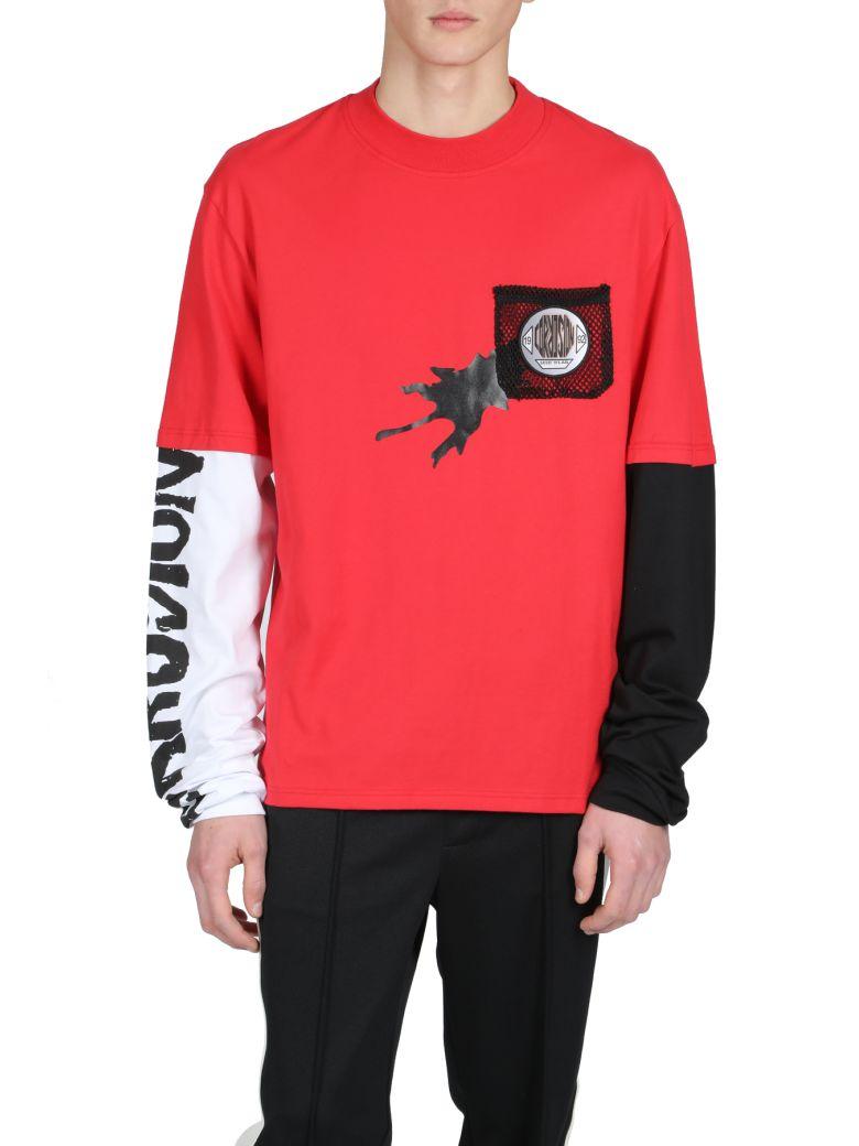 M1992 Short Sleeve T-Shirt - Red