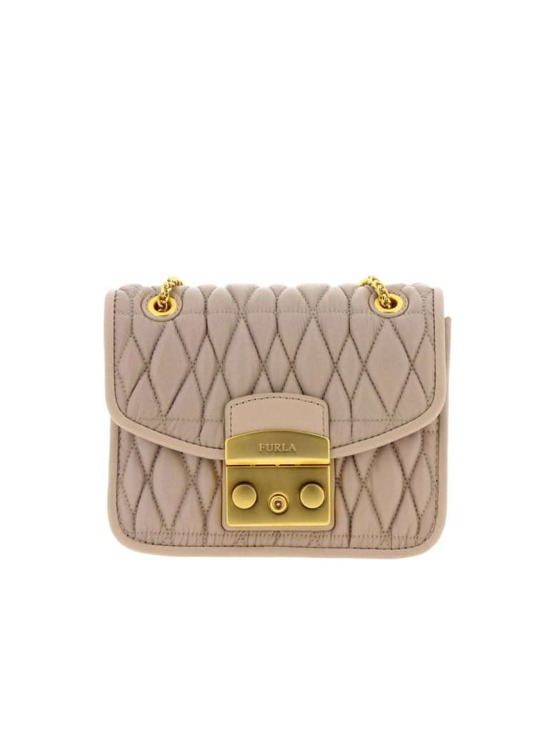 Furla Mini Bag Shoulder Bag Women Furla - natural