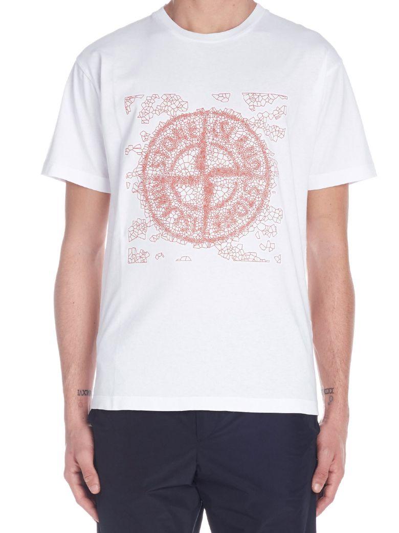 Stone Island T-shirt - White