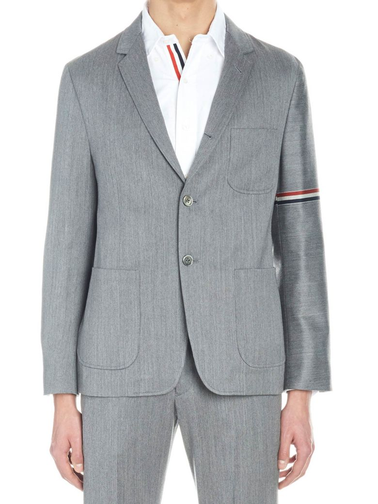 Thom Browne Jacket - Grey