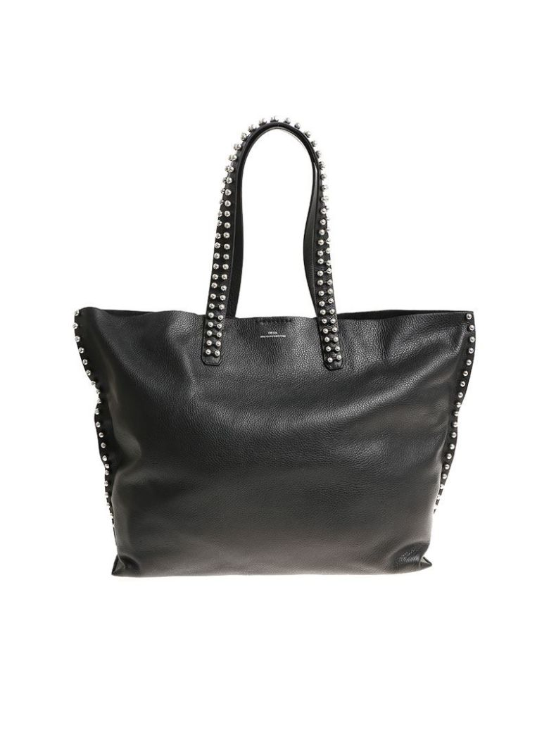 Desa 1972 Desa - Shopping Bag - Black