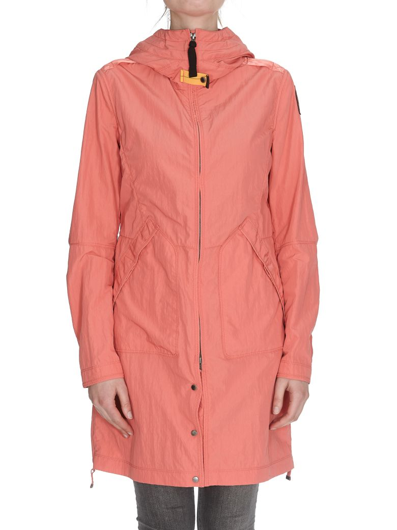 Parajumpers Lb Spring Coat - Red