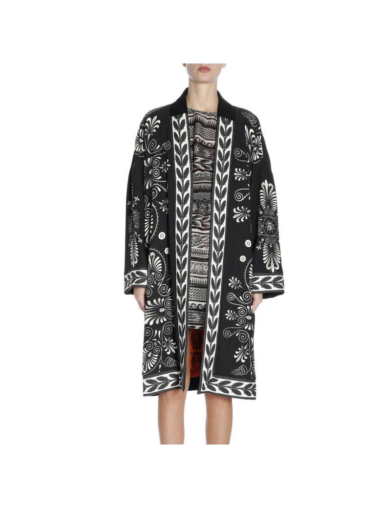 Fausto Puglisi Coat Coat Women Fausto Puglisi - black