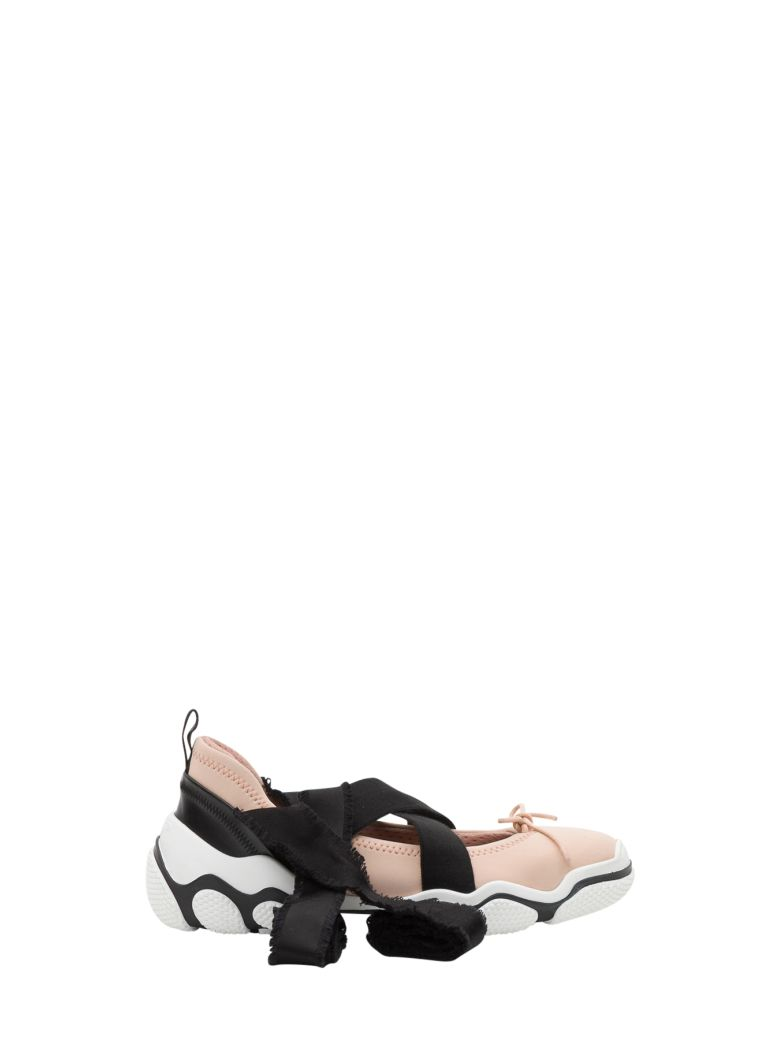 RED Valentino Red Ballet Sneakers - Rosa