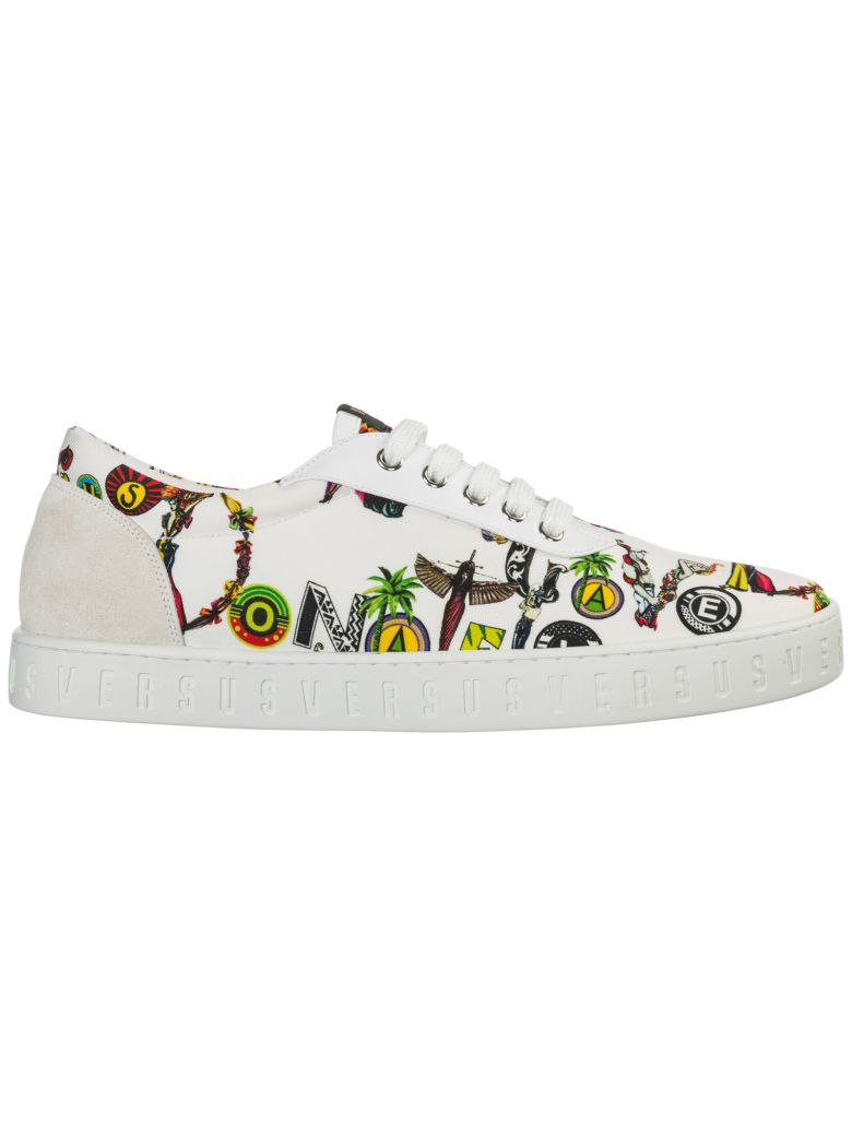 Versus Versace  Shoes Trainers Sneakers - White