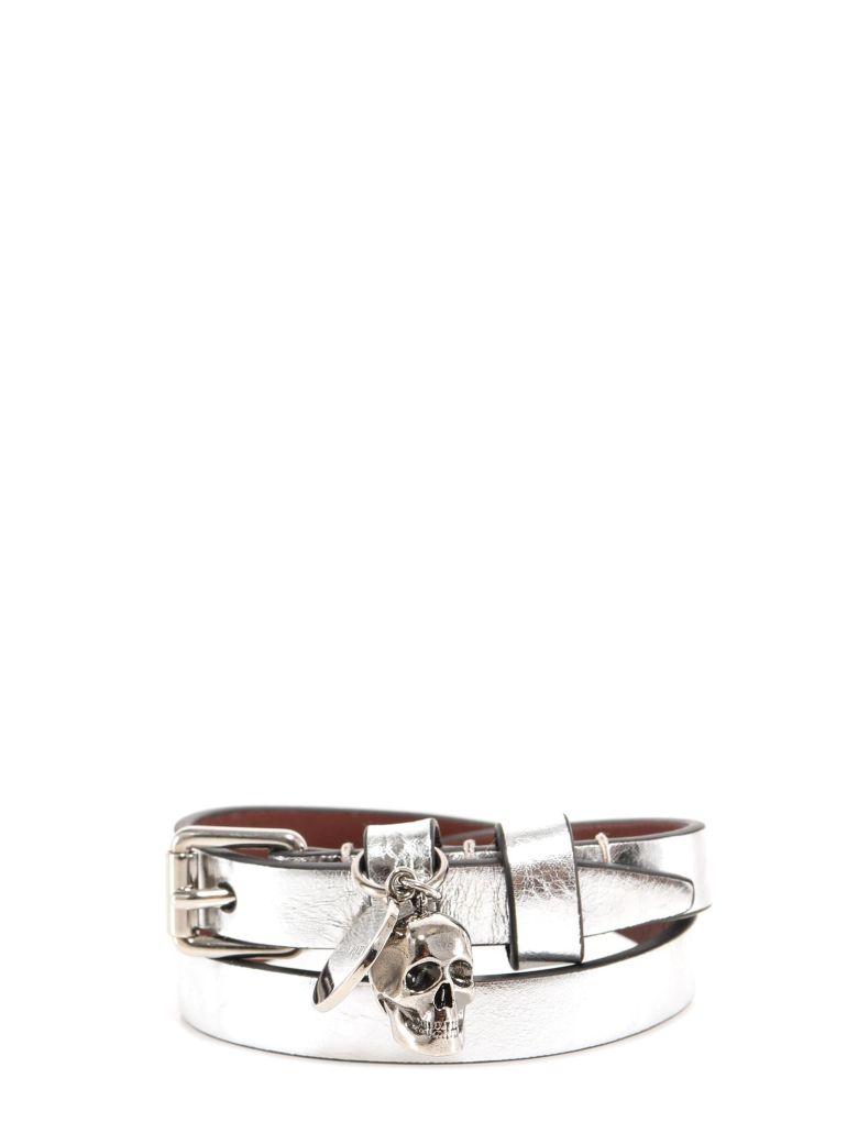Alexander McQueen Bracelets - Silver