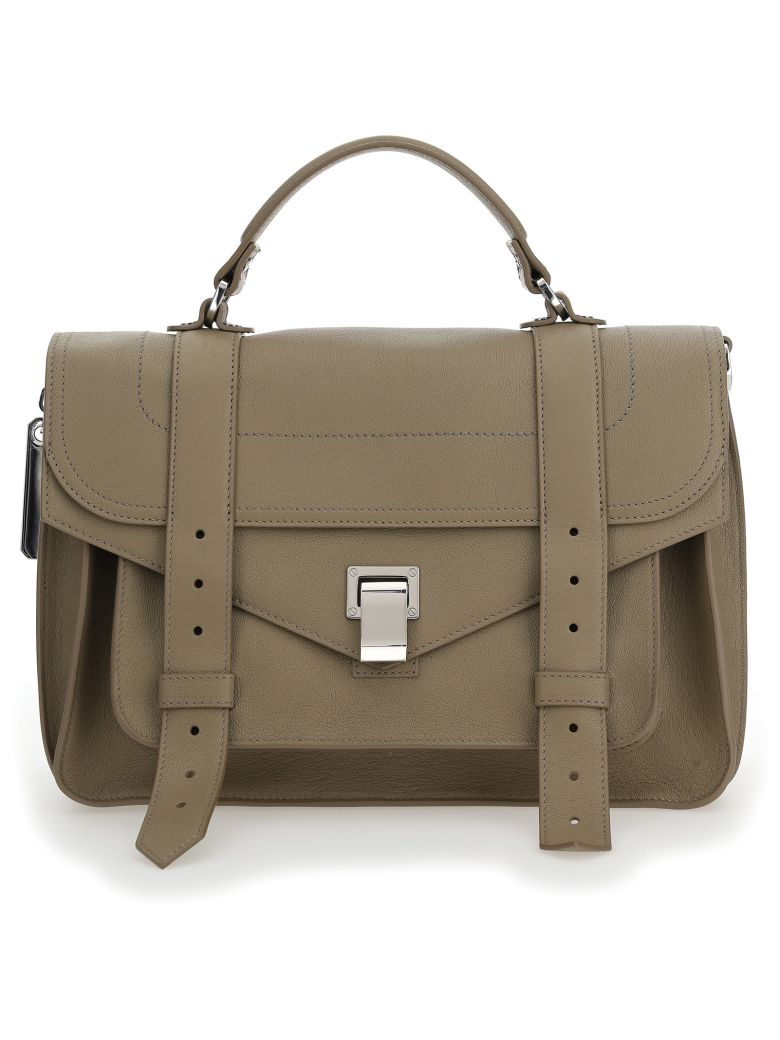 Proenza Schouler Medium Ps1 Handbag - Light taupe