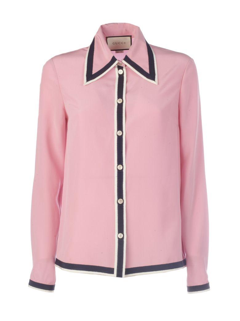 Gucci Longsleeved Shirt - Pale Verbena