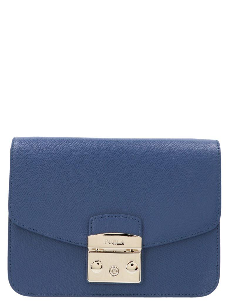 Furla 'metropolis' Bag - Blue