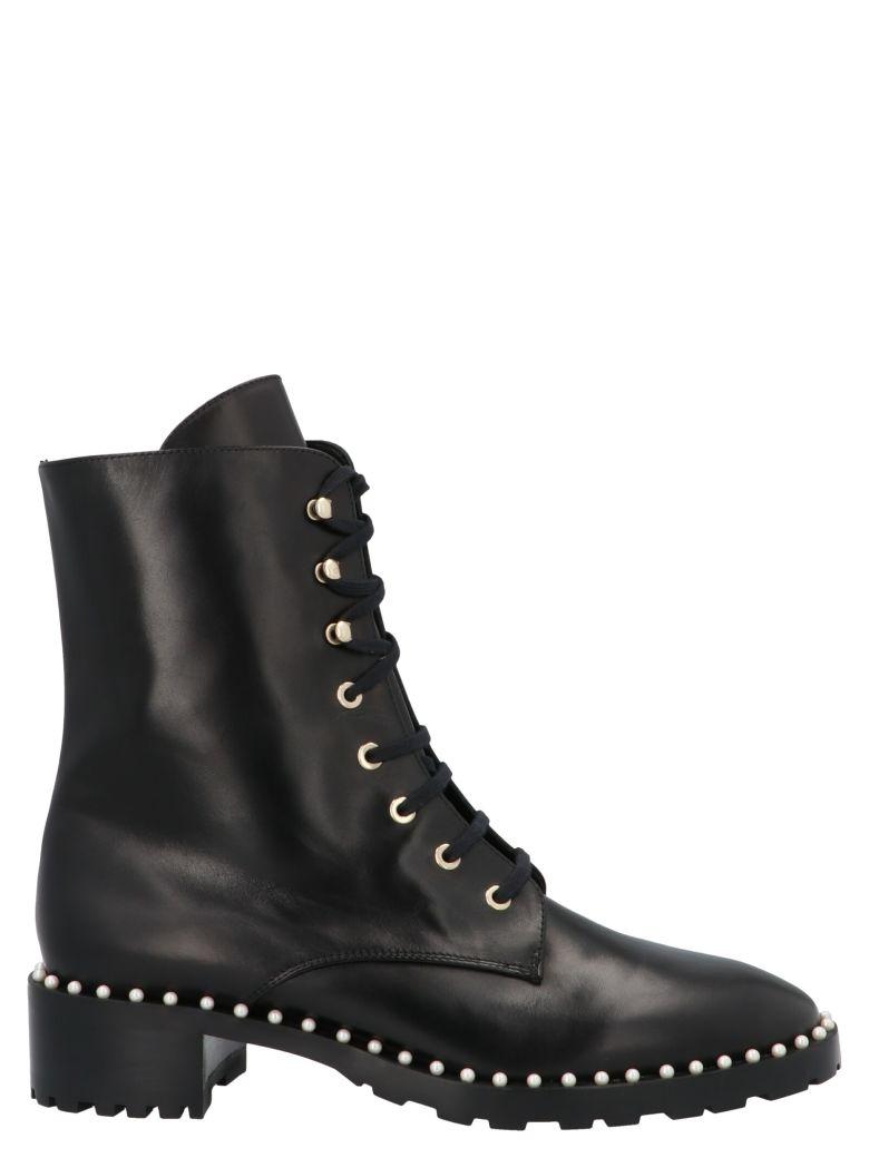 Stuart Weitzman 'allie' Shoes - Black