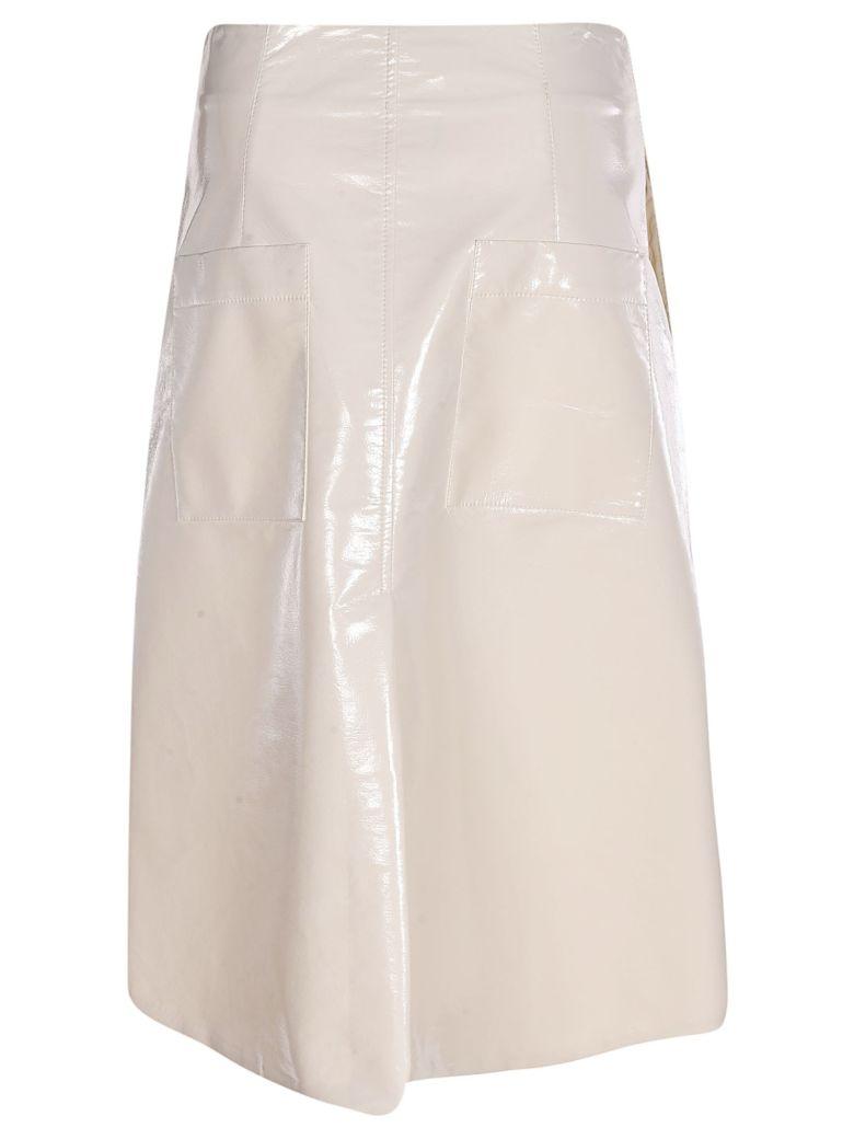 Tela 9 Midi Skirt - White