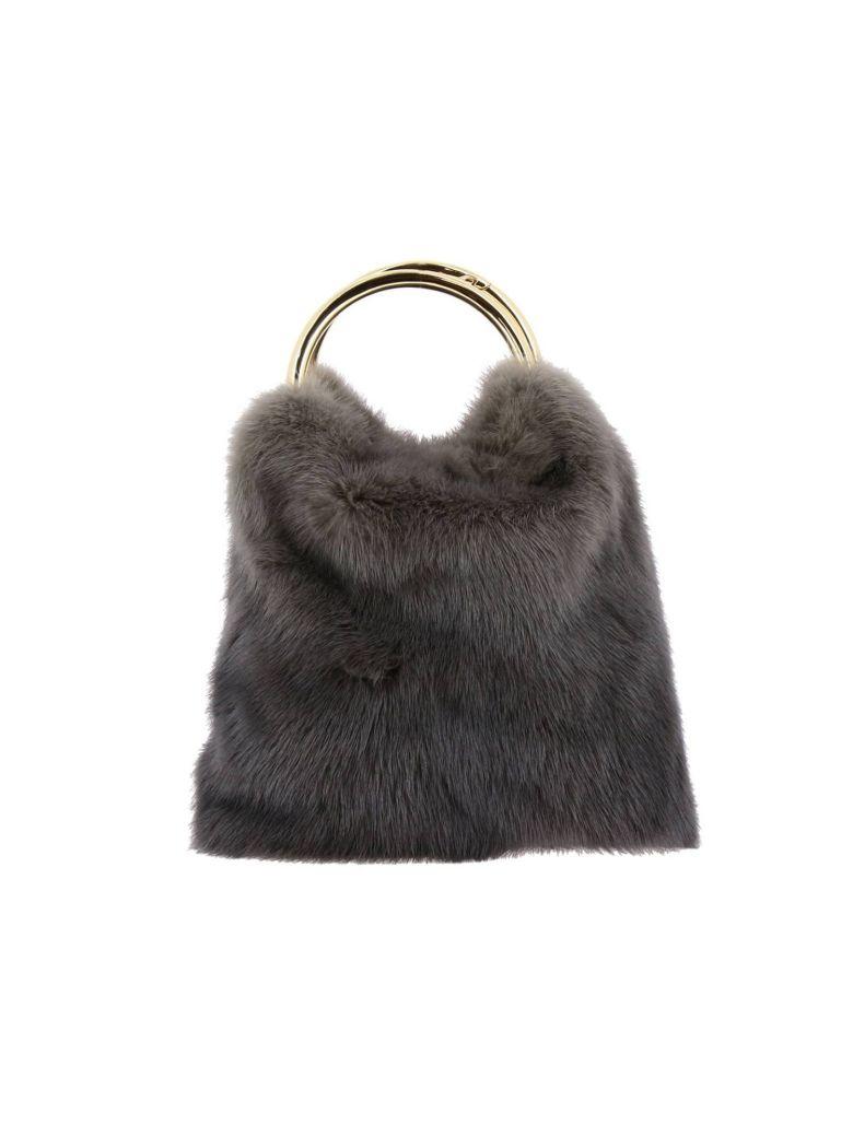Simonetta Ravizza Handbag Shoulder Bag Women Simonetta Ravizza - grey