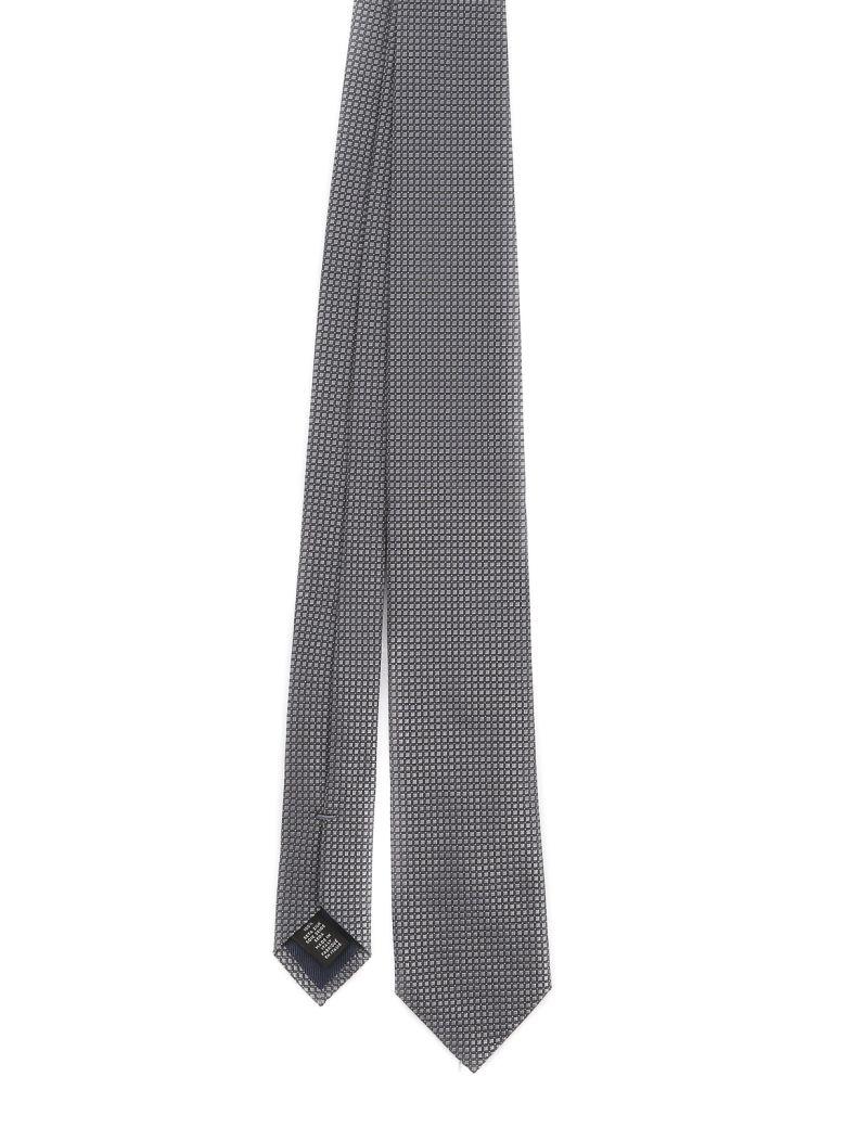 Ermenegildo Zegna Silk - A Grey