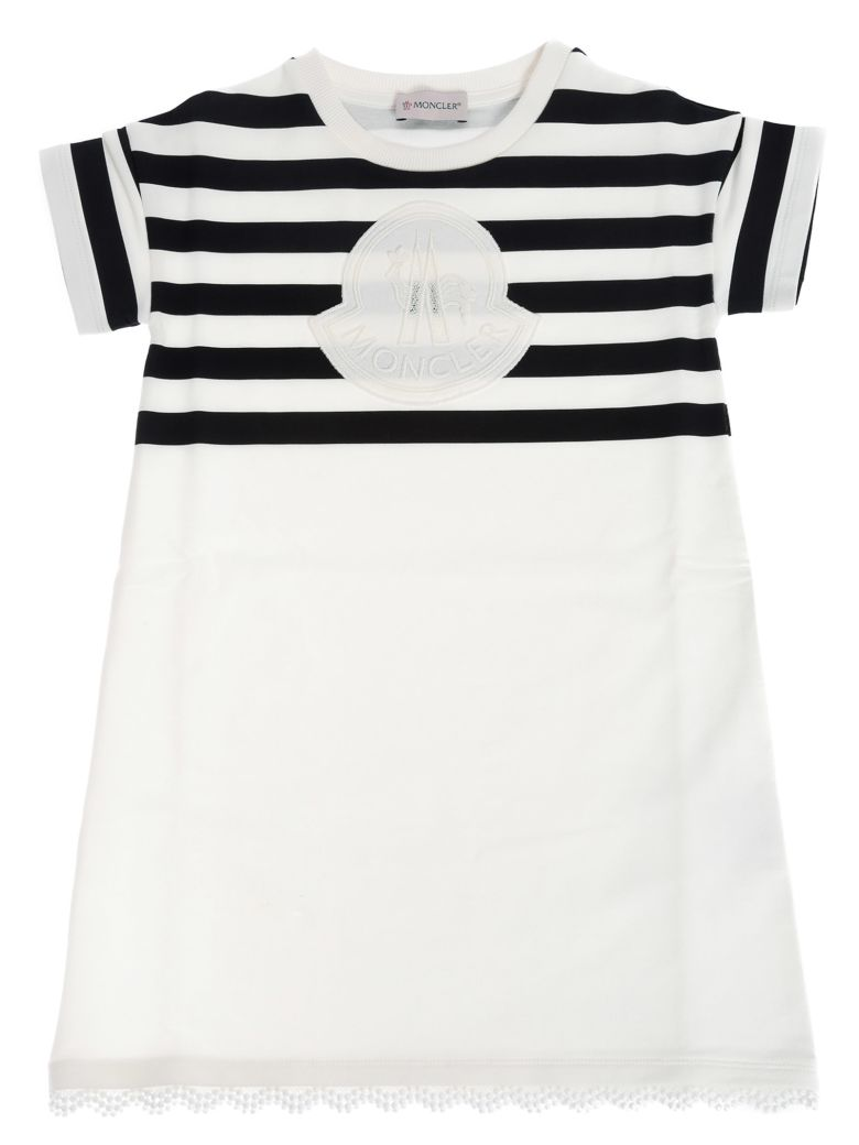 Moncler Embroidered Dress