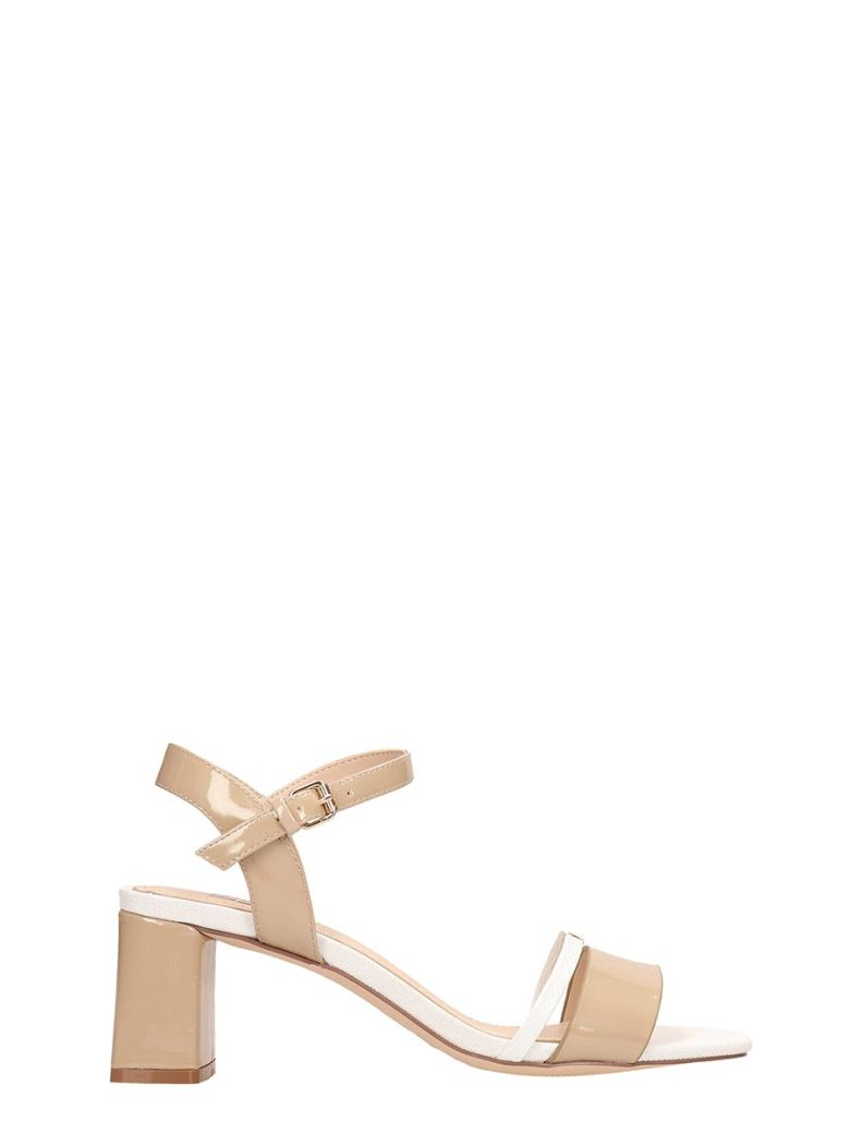 Bibi Lou Nude Leather Sandals - Basic
