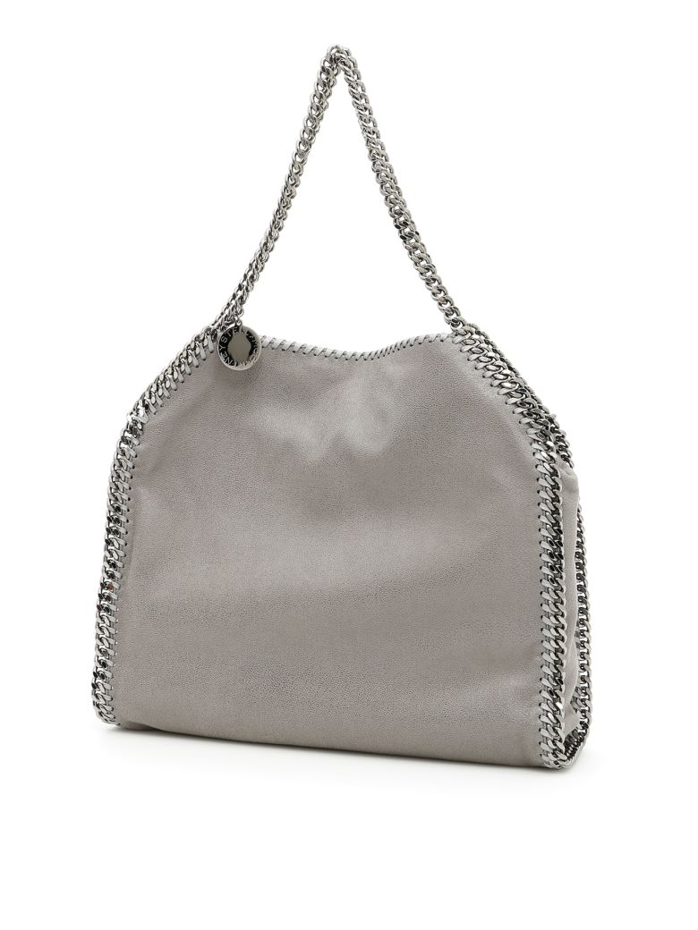 Stella McCartney Small Falabella Tote Bag - LIGHT GREY (Grey)