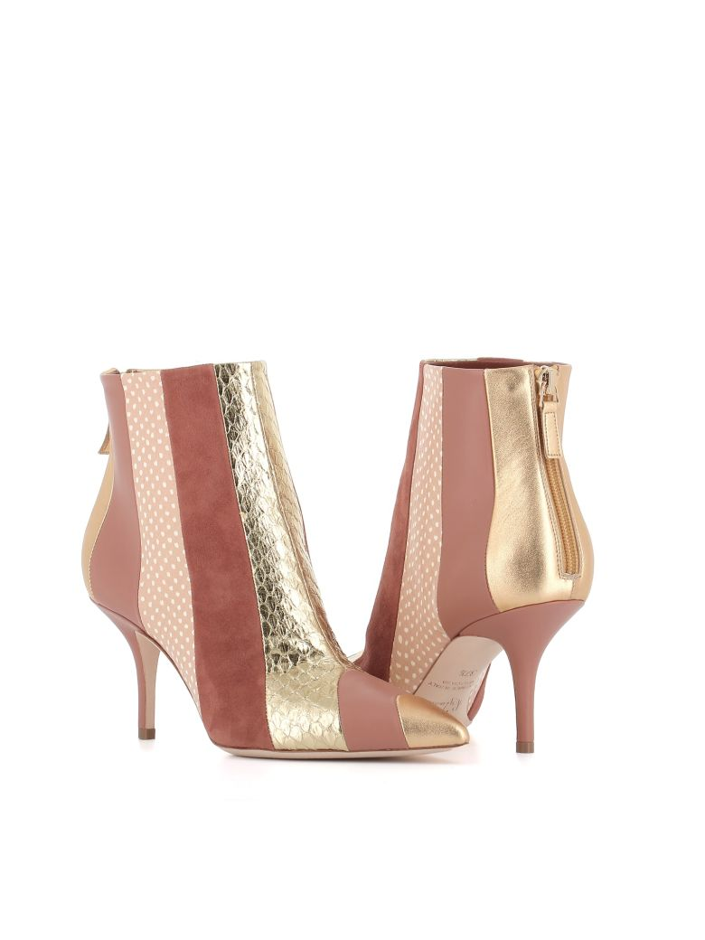 """Malone Souliers Ankle Boots """"amal"""" - Basic"""